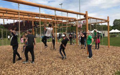 Drents Dorp opent Urban Sportpark Eindhoven